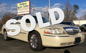 2004 Lincoln Town Car ULTIMATE in Charlotte, NC