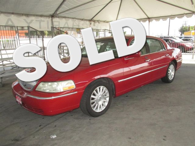 2004 Lincoln Town Car Signature Please call or e-mail to check availability All of our vehicles