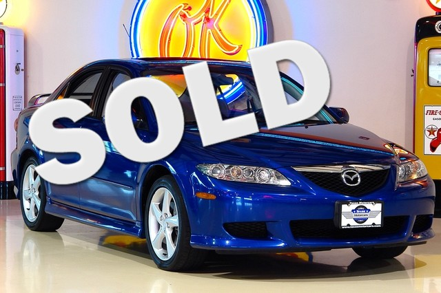 2004 Mazda Mazda6 s This Carfax 1-Owner 2004 Mazda Mazda6 S is in great shape with only 82 091 mi