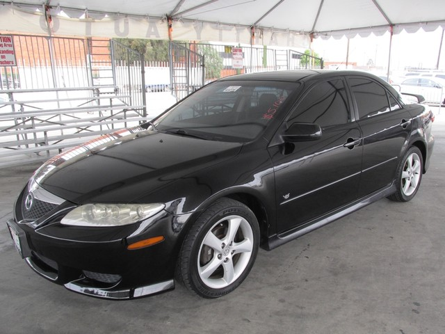 2004 Mazda Mazda6 s Please call or e-mail to check availability All of our vehicles are availabl