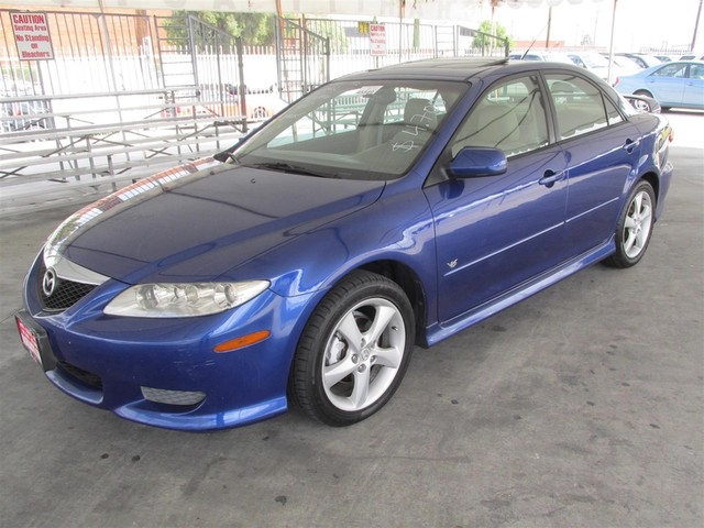 2004 Mazda Mazda6 s Please call or e-mail to check availability All of our vehicles are availab