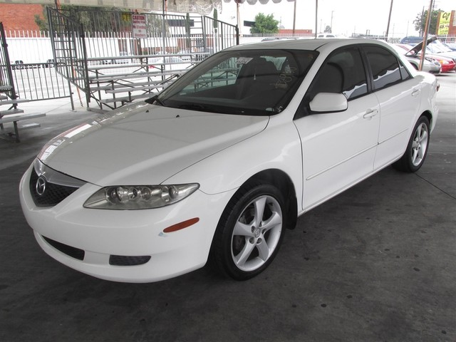 2004 Mazda Mazda6 i Please call or e-mail to check availability All of our vehicles are availab