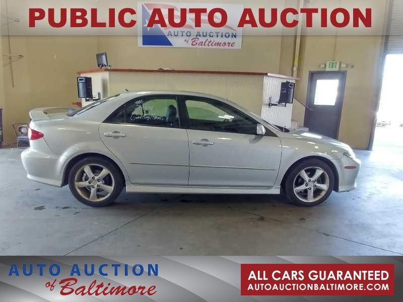 2004 Mazda Mazda6 s | JOPPA, MD | Auto Auction of Baltimore  in JOPPA MD