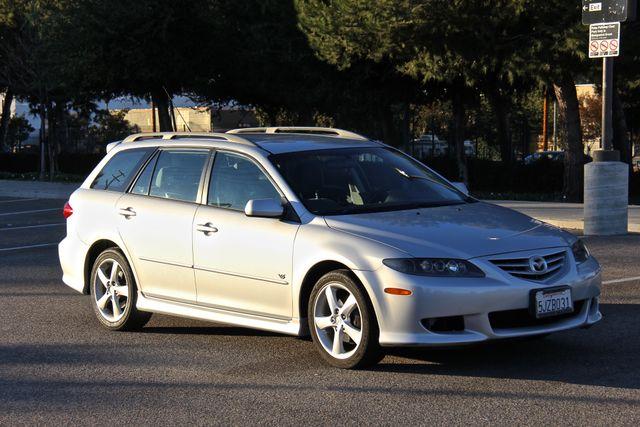 2004 Mazda Mazda6 s Reseda, CA 4