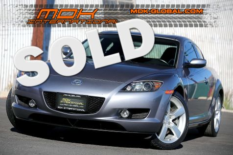 2004 Mazda RX-8 - Manual - Only 23K miles in Los Angeles