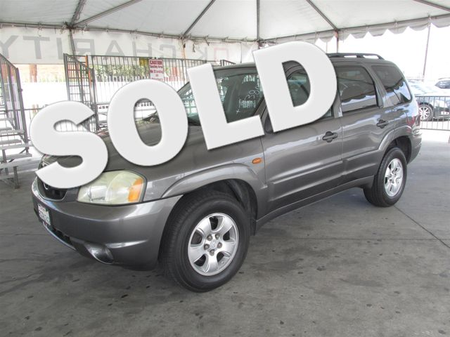 2004 Mazda Tribute ES Please call or e-mail to check availability All of our vehicles are avail