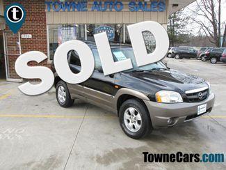 2004 Mazda Tribute ES   Medina, OH   Towne Auto Sales in Ohio OH