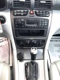 2004 Mercedes-Benz C Class C230 Knoxville, Tennessee 12