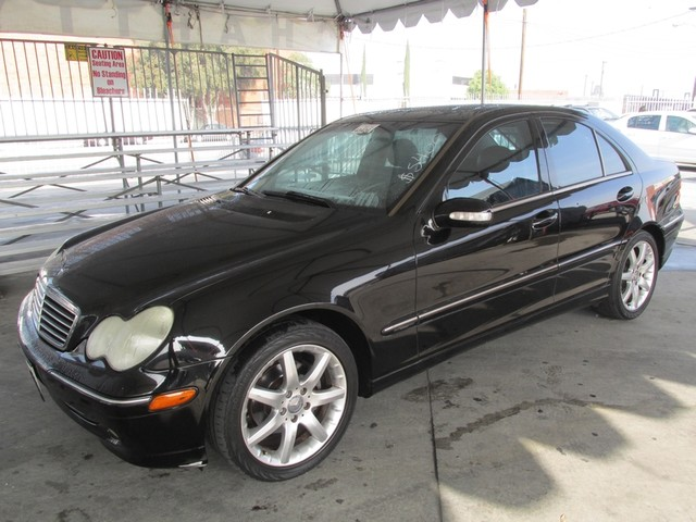 2004 Mercedes C230 18L Please call or e-mail to check availability All of our vehicles are avai