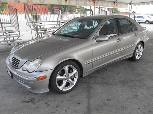 2004 Mercedes C230 18L Please call or e-mail to check availability All of our vehicles are ava