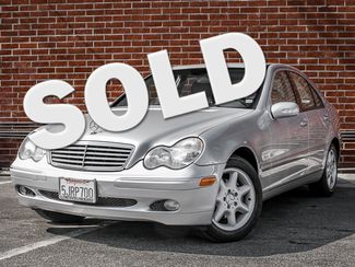2004 Mercedes-Benz C240 2.6L Burbank, CA