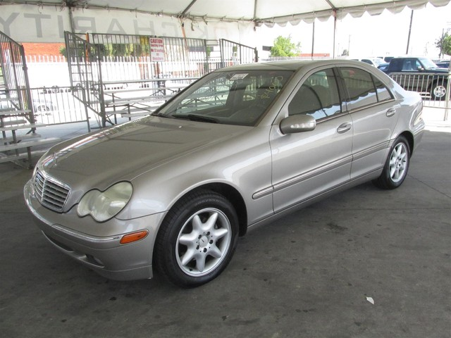 2004 Mercedes C240 26L Please call or e-mail to check availability All of our vehicles are ava