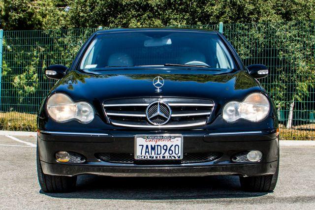 2004 Mercedes-Benz C240  AUTO - 115K MILES - SUNROOF - AMG WHLS Reseda, CA 2