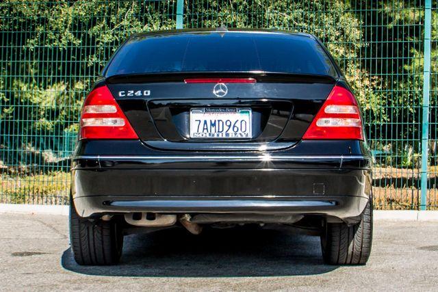 2004 Mercedes-Benz C240  AUTO - 115K MILES - SUNROOF - AMG WHLS Reseda, CA 7