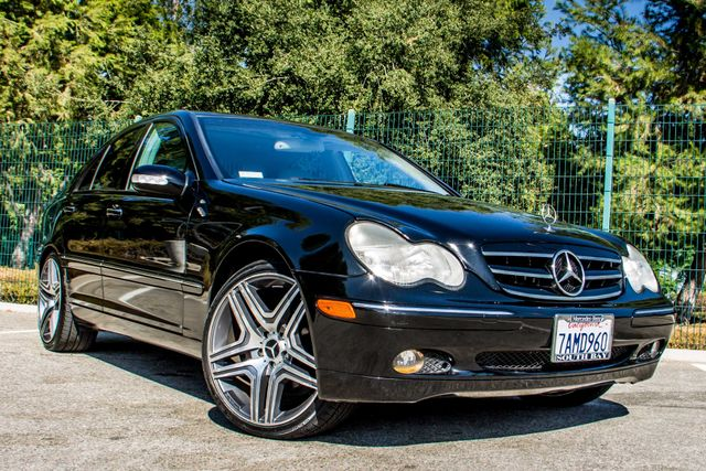 2004 Mercedes-Benz C240  AUTO - 115K MILES - SUNROOF - AMG WHLS Reseda, CA 40