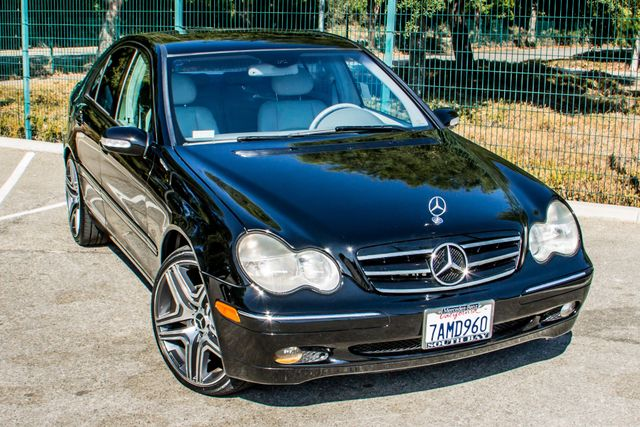 2004 Mercedes-Benz C240  AUTO - 115K MILES - SUNROOF - AMG WHLS Reseda, CA 38