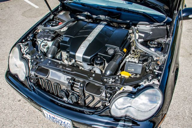 2004 Mercedes-Benz C240  AUTO - 115K MILES - SUNROOF - AMG WHLS Reseda, CA 33