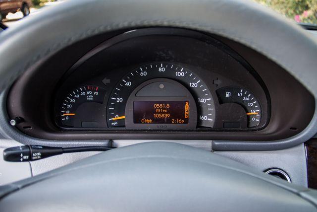2004 Mercedes-Benz C240  AUTO - 115K MILES - SUNROOF - AMG WHLS Reseda, CA 15