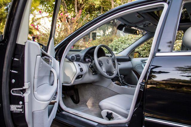 2004 Mercedes-Benz C240  AUTO - 115K MILES - SUNROOF - AMG WHLS Reseda, CA 12