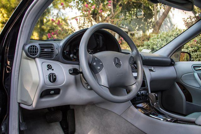 2004 Mercedes-Benz C240  AUTO - 115K MILES - SUNROOF - AMG WHLS Reseda, CA 13