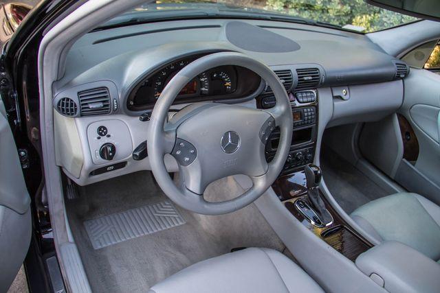 2004 Mercedes-Benz C240  AUTO - 115K MILES - SUNROOF - AMG WHLS Reseda, CA 14