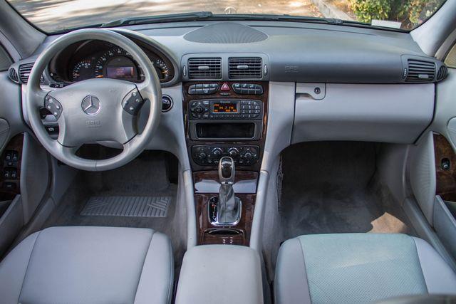 2004 Mercedes-Benz C240  AUTO - 115K MILES - SUNROOF - AMG WHLS Reseda, CA 16