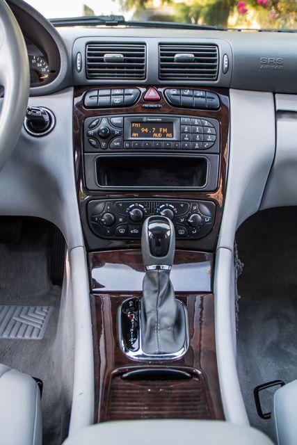 2004 Mercedes-Benz C240  AUTO - 115K MILES - SUNROOF - AMG WHLS Reseda, CA 21