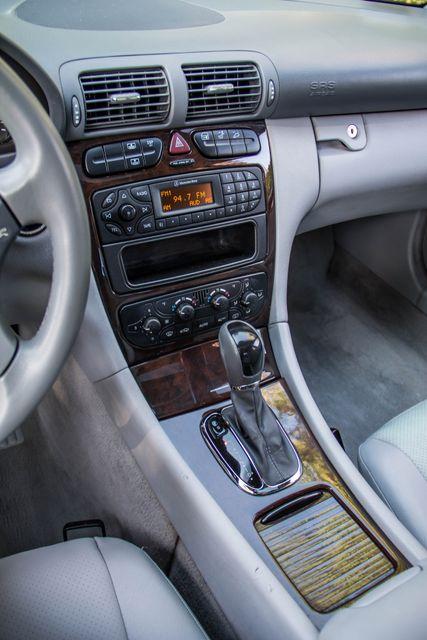 2004 Mercedes-Benz C240  AUTO - 115K MILES - SUNROOF - AMG WHLS Reseda, CA 22