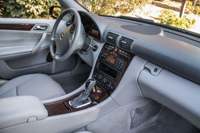 2004 Mercedes-Benz C240  AUTO - 115K MILES - SUNROOF - AMG WHLS Reseda, CA 29