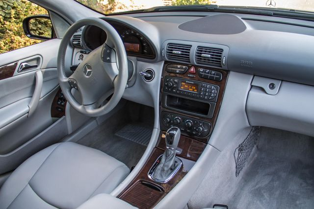 2004 Mercedes-Benz C240  AUTO - 115K MILES - SUNROOF - AMG WHLS Reseda, CA 30