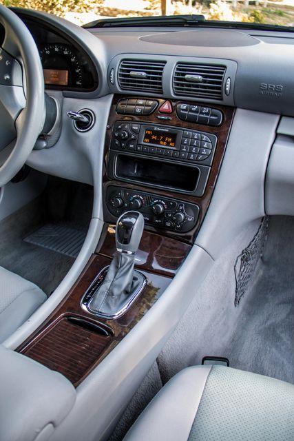 2004 Mercedes-Benz C240  AUTO - 115K MILES - SUNROOF - AMG WHLS Reseda, CA 20