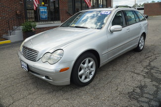 2004 Mercedes-Benz C240 in Richmond Virginia