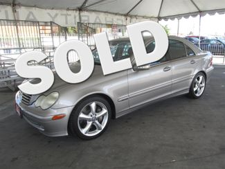 2004 Mercedes-Benz C320 3.2L Gardena, California