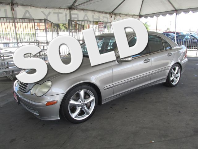 2004 Mercedes C320 32L Please call or e-mail to check availability All of our vehicles are ava
