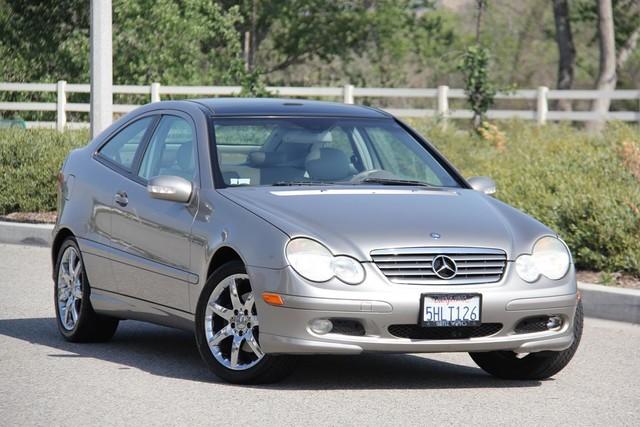 2004 Mercedes-Benz C320 3.2L Santa Clarita, CA 3