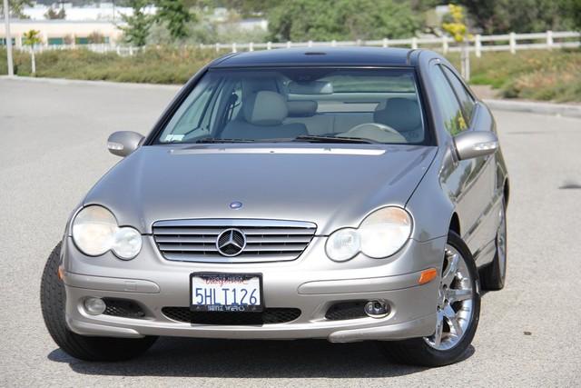 2004 Mercedes-Benz C320 3.2L Santa Clarita, CA 4