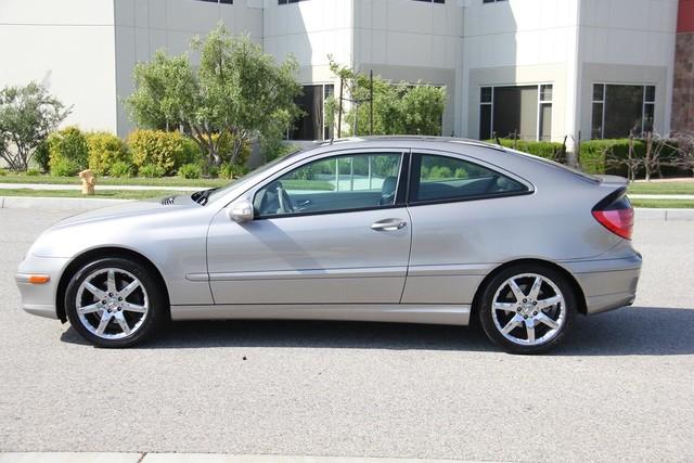 2004 Mercedes-Benz C320 3.2L Santa Clarita, CA 10