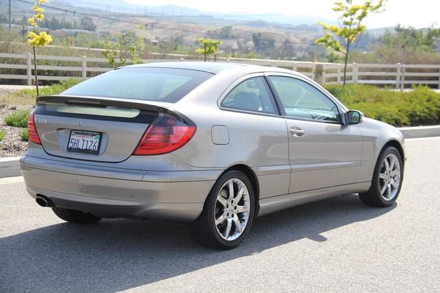 2004 Mercedes-Benz C320 3.2L Santa Clarita, CA 6