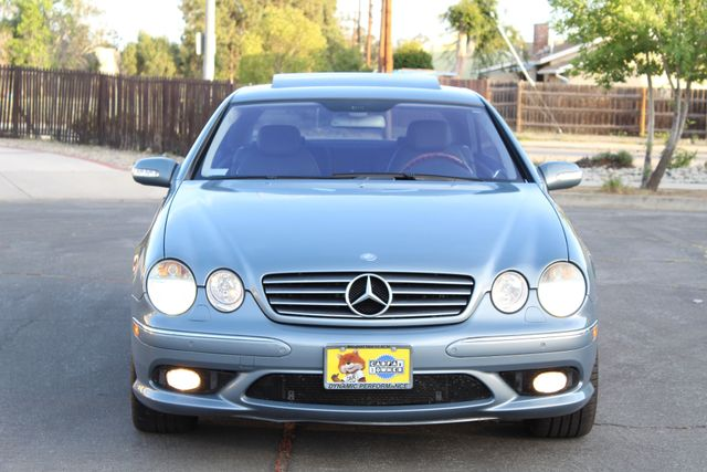 2004 Mercedes-Benz CL500 5.0L COUPE AUTOMATIC LEATHER XENON PARKING SENSORS Woodland Hills, CA 9