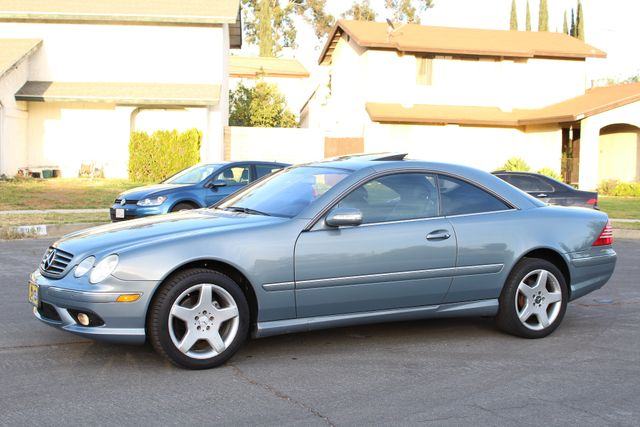 2004 Mercedes-Benz CL500 5.0L COUPE AUTOMATIC LEATHER XENON PARKING SENSORS Woodland Hills, CA 41