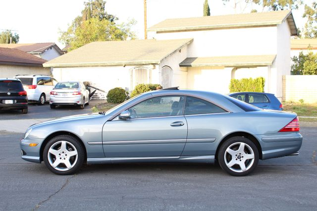 2004 Mercedes-Benz CL500 5.0L COUPE AUTOMATIC LEATHER XENON PARKING SENSORS Woodland Hills, CA 43