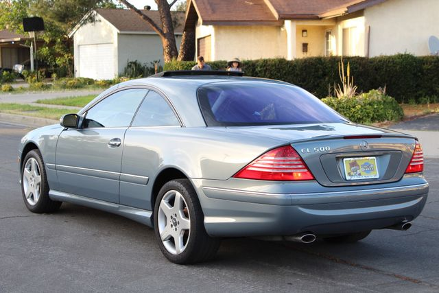 2004 Mercedes-Benz CL500 5.0L COUPE AUTOMATIC LEATHER XENON PARKING SENSORS Woodland Hills, CA 44
