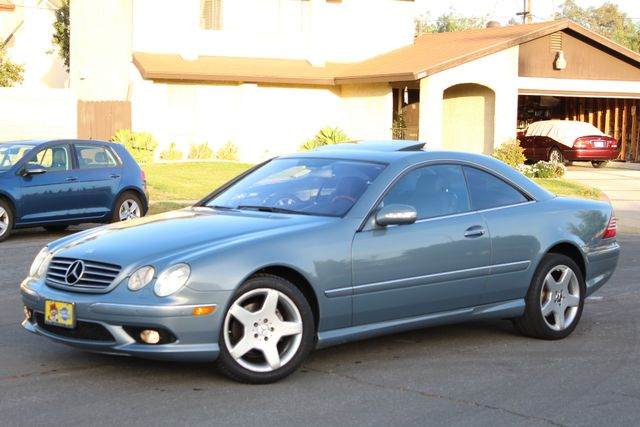 2004 Mercedes-Benz CL500 5.0L COUPE AUTOMATIC LEATHER XENON PARKING SENSORS Woodland Hills, CA 2