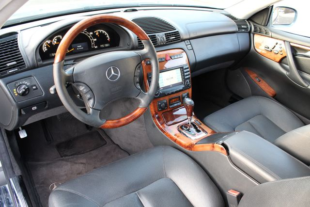 2004 Mercedes-Benz CL500 5.0L COUPE AUTOMATIC LEATHER XENON PARKING SENSORS Woodland Hills, CA 24