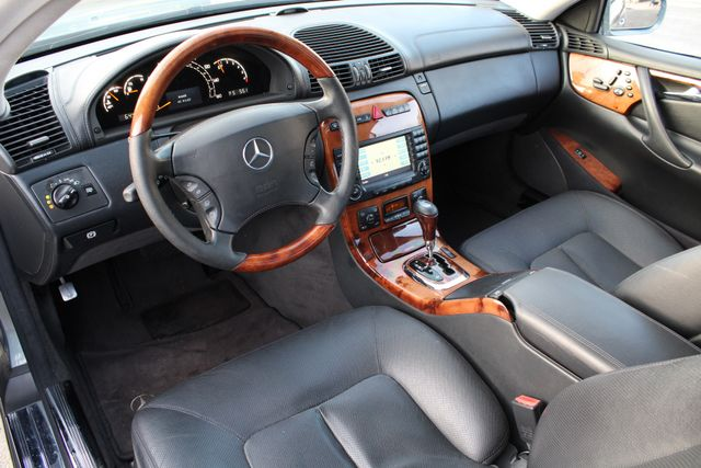 2004 Mercedes-Benz CL500 5.0L COUPE AUTOMATIC LEATHER XENON PARKING SENSORS Woodland Hills, CA 25