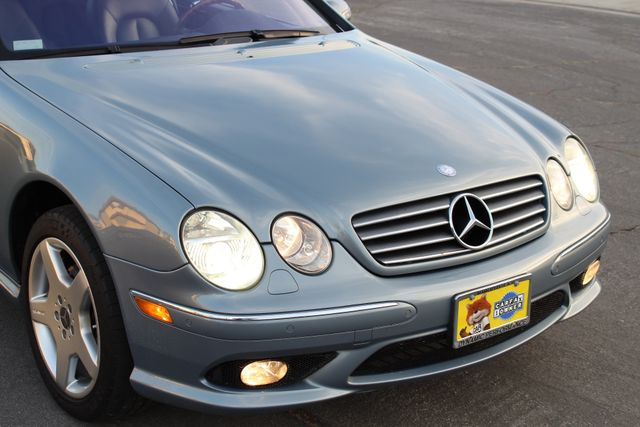 2004 Mercedes-Benz CL500 5.0L COUPE AUTOMATIC LEATHER XENON PARKING SENSORS Woodland Hills, CA 15