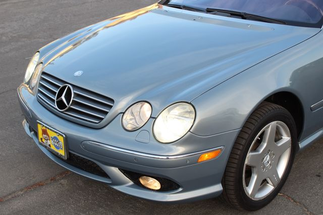 2004 Mercedes-Benz CL500 5.0L COUPE AUTOMATIC LEATHER XENON PARKING SENSORS Woodland Hills, CA 16