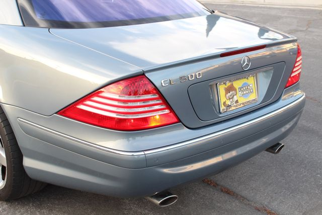 2004 Mercedes-Benz CL500 5.0L COUPE AUTOMATIC LEATHER XENON PARKING SENSORS Woodland Hills, CA 20