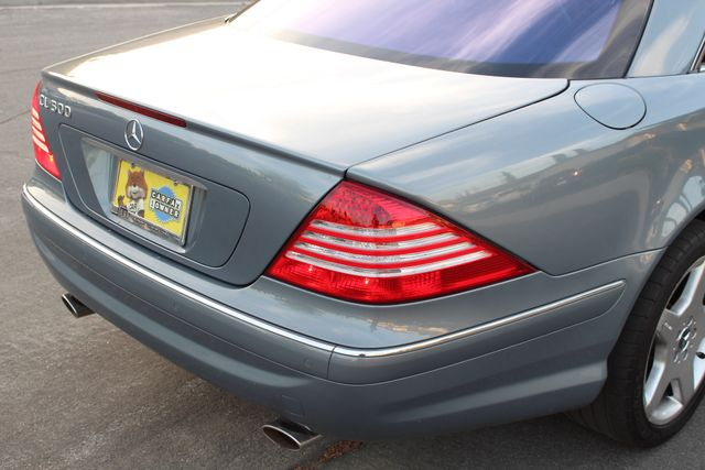 2004 Mercedes-Benz CL500 5.0L COUPE AUTOMATIC LEATHER XENON PARKING SENSORS Woodland Hills, CA 19