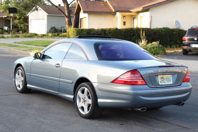 2004 Mercedes-Benz CL500 5.0L COUPE AUTOMATIC LEATHER XENON PARKING SENSORS Woodland Hills, CA 42